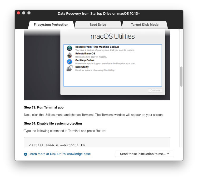 Disk Drill 3 - Powerful Data Recovery for Mac OS X Mojave